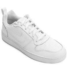 Com uma proposta bem street, o Tênis Nike Recreation Low Branco é a boa pedida para finalizar as suas produções com estilo. Além disso, proporciona máximo conforto para os pés.   Netshoes