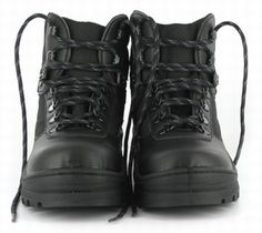 Trail Boot Mk 2 Black - Hiking Boots / Safety Boots