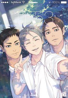 Selfie guys
