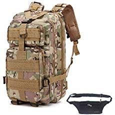55 L outdoor militaire tactique Camping Randonnée Trekking Sac à dos