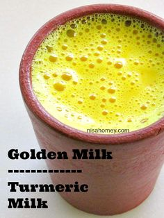 HOW TO MAKE TURMERIC