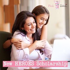 Pink Zebra has a charity affiliated with its company called H.E.R.O.E.S.  It stands for Helping, Encouraging, Rewarding, & Obtaining Education for SingleMoms.  Contact me at PinkZebraLilah@gmail.com for further info or an application.