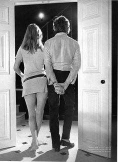 Serge Gainsbourg & Jane Birkin...