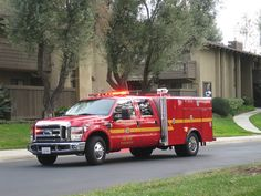 Los Angeles County Fire Department Squad 49