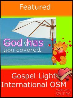 Thank you (Gospel Light International OSM) One Year on Social Media Fourteen in Ministry