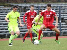 #Miroslav #Slavov (rechts) am Ball. | Berliner AK 1-1 Optik Rathenow