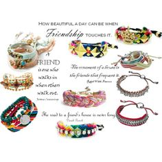 Trend: Friendship Bracelets