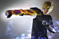 genos one punch man cosplay cyborg by dat-baka