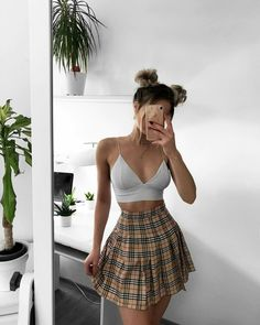 cute hipster outfits that will inspire you page 21 Hipster Outfits, Teen Fashion Outfits, Mode Outfits, Girly Outfits, Cute Casual Outfits, Cute Fashion, Look Fashion, Summer Outfits, Trendy Fashion