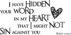 Why Should I Know God's Word? – Baildon Methodist Church