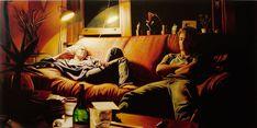Brian Moore Exhibition 2003 | Anwen Keeling