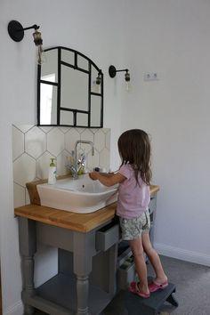 @Házprojekt Cement, Sink, Fa, Furniture, Bathroom, Home Decor, Sink Tops, Washroom, Vessel Sink