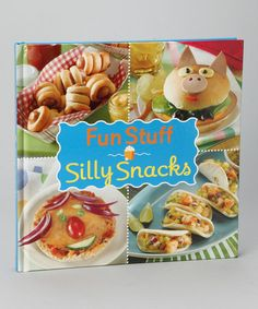 Take a look at this Fun Stuff Silly Snacks
