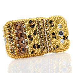 "Style 429 This Bling case can be handcrafted for Samsung Galaxy S3, S4, Note 2, Note 3. The current price is $79.95 (Enter discount code: ""facebook102"" for an additional 10% off during checkout)"