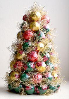 ~` christmas tree craft `~