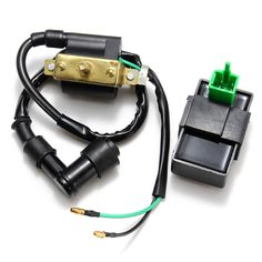 Ignition Coil + CDI Box For Kazuma Meerkat Falcon Motor 90 110 50CC 90CC 110CC  Worldwide delivery. Original best quality product for 70% of it's real price. Buying this product is extra profitable, because we have good production source. 1 day products dispatch from warehouse. Fast &...