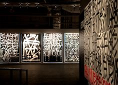 """RETNA's """"Hallelujah World Tour"""" in New York  BY EYESWOON, ON FEBRUARY 21ST, 2011"""