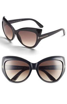 Creo que Tom Ford vuelve a acertar y marcar tendencia para este año: Tom Ford 59mm Sunglassesj