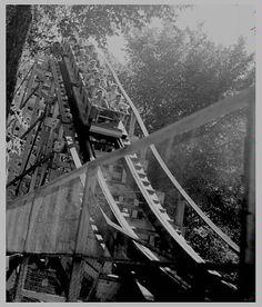 Parc Belmont -Cyclone (1937)