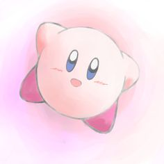 Aww, Kirby is the cutest Nintendo Video Game Anime, Video Game Art, Nintendo Characters, Video Game Characters, Pokemon, Videogames, Kirby Nintendo, Kirby Character, Cute Games