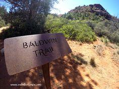 Hiking in Sedona Arizona Energy Vortex Travel Bucket List Baldwin Trail Hiking in Arizona Phoenix Day Trip Beat the Heat Red Rock Cathedral Rock Natalie Nicosia Blog Hiking Blog Outdoors Tips
