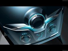 Ford Mondeo | Interior Sketch