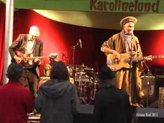 Moussa Diallo Group plays Go Global Nord in Aalborg, Denmark 2008