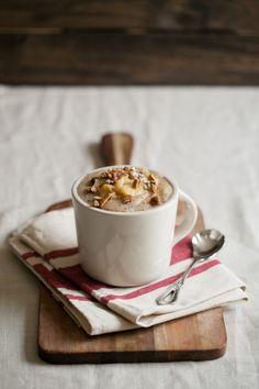 Naturally Ella   Banana-Pecan Amaranth Porridge   Naturally Ella