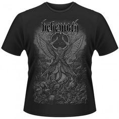 Behemoth 'Phoenix Rising' T-Shirt - Men's Music T-Shirts - T-Shirts - Apparel Phoenix Rising, Metalhead, Shirt Outfit, Printed Shirts, Mens Tops, Clothes, Material, Band, Music