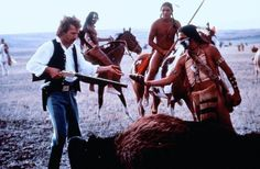 Dances with Wolves I Movie, Movie Stars, Film Dance, Wolf, Dances With Wolves, Disney Animated Movies, Kevin Costner, Western Movies, Successful People