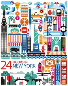 new_york - TYPOGRAPHY & GRAPHICS