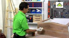 Te enseñamos a restaurar tus muebles de madera con tres acabados distintos: color, metalizado y madera tradicional. Sea cual sea el acabado tenemos que empez... Craft Videos, Just Do It, Chalk Paint, Ideas Para, Home Improvement, Restoration, Recycling, Sweet Home, Storage