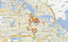 Die Stadt Amsterdam und ihre Bewohner vor, während und nach der deutschen Besetzung im Zweiten Weltkrieg von 1933 bis 1950 mit Fotos, Filmen und Interviews.