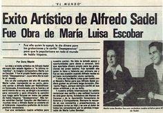 Esta publlicación pudiera ser del 14 de mayo de 1985, día del fallecimiento de la autora.