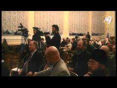 Rusya'da Aziz Nikola Klisesinde gerçekleşen konferansa arkadaşımız konuş...