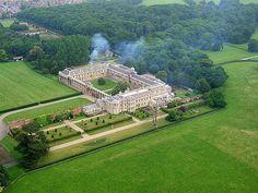 Worksop, Nottinghamshire, England -  Worksop Manor - copyright Brian (http://picasaweb.google.com/lh/photo ...