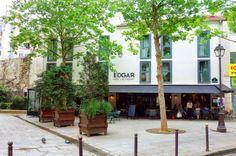 Mes Adresses : Brunch au restaurant de l'hôtel Edgar, terrasse de charme et quiétude villageoise - 31, rue d'Alexandrie - Paris 2 | Parisian...