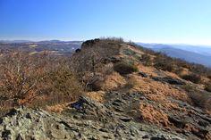 Buffalo Mountain in Virginia.