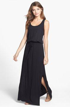 black maxi * for summer weddings * beach wedding * under $75