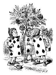 Image result for alice in wonderland illustration
