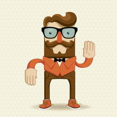 Image result for flat illustration character