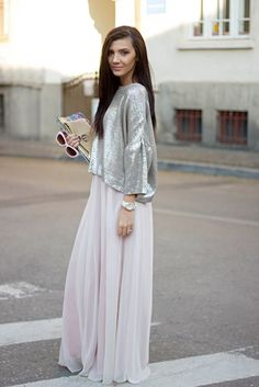 Φόρεσε τη maxi φούστα σου. -JoyTV