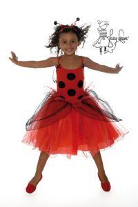 Fairy Kisses - Ladybug Dress: Sizes S (4-5), M (6-7), L (8-9). $63.99