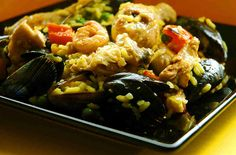 Have a traditional Spanish Paella.- Take an 8 Days Tour with us to Ibiza May 27th - June 3rd, 2012