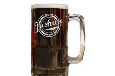 Personalized Wedding Gift, Personalized Beer Mug, Groomsmen Mug by UrbanFarmhouseTampa