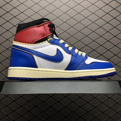 383cf3aa6d55c9 Union Los Angeles x Air Jordan 1 Retro High OG NRG White Storm Blue Varsity  Red