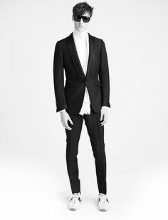 Tom Ford FW15 Menswear
