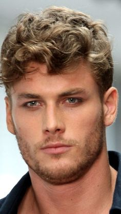Curly Hairstyles for Men 2016 | Men's Hairstyles and Haircuts for 2016