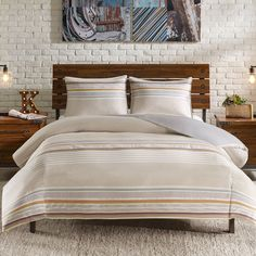 Rowan Comforter Set by INK+IVY