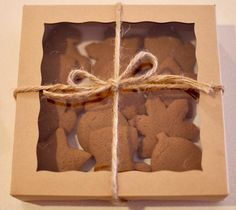 """MADISON, WI: Get right to cookie decorating with the family this year and order our """"naked"""" gingerbread cookies! Already baked and always delicious. $15/dozen. @cookiesbykatewi www.cookiesbykatewi.com/order"""